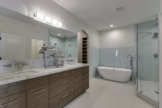 Pennington Master Bathroom 1