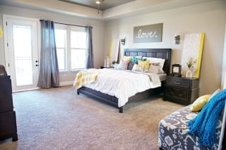 Grand Junction Master Bedroom