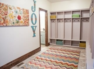 Grand Junction Mudroom