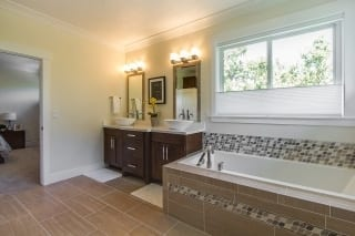 Newpark Master Bathroom