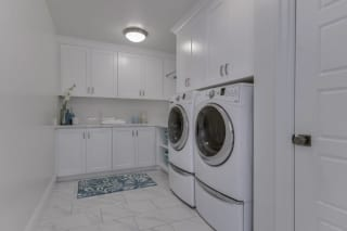 Seaside Laundry Room