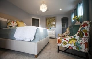 Sunburst Bedroom 4C