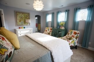 Sunburst Bedroom 4D