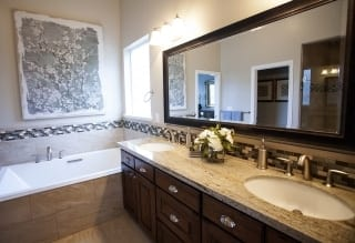 Sunburst Master Bathroom