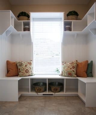 Sunburst Mudroom