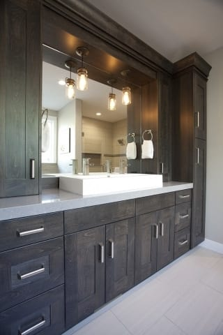 Tacoma Master Bathroom 1