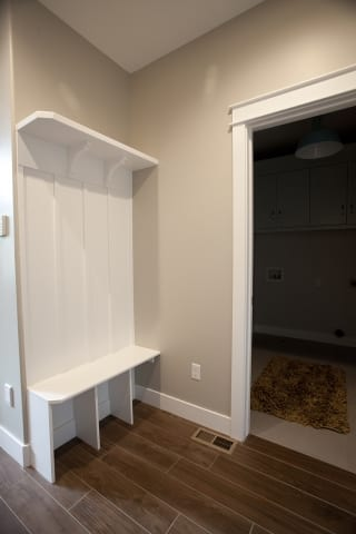 Tacoma Mudroom