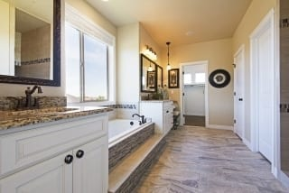 Springbrook Master Bathroom