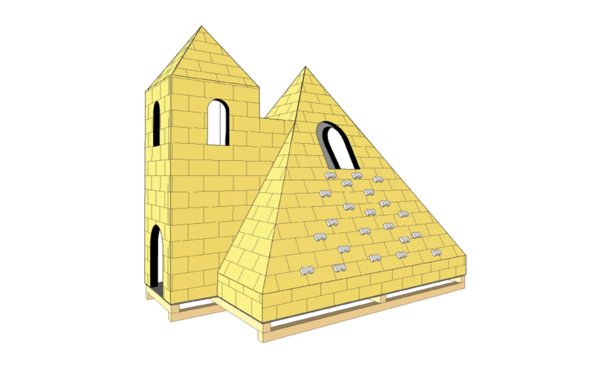 Pyramid Walker Home Design