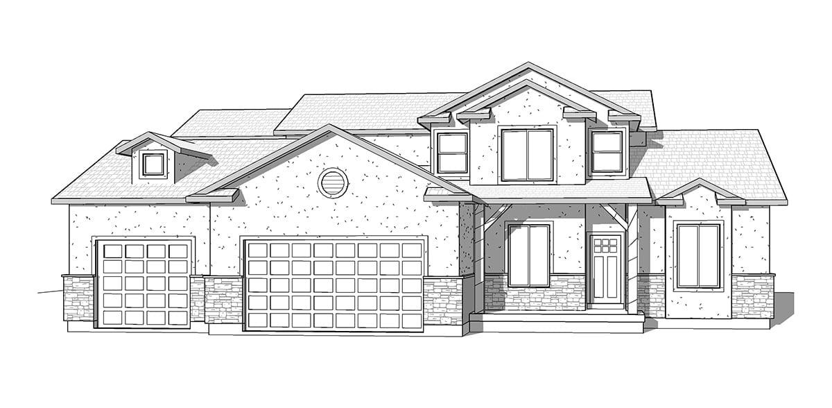 Hammond – Walker Home Design