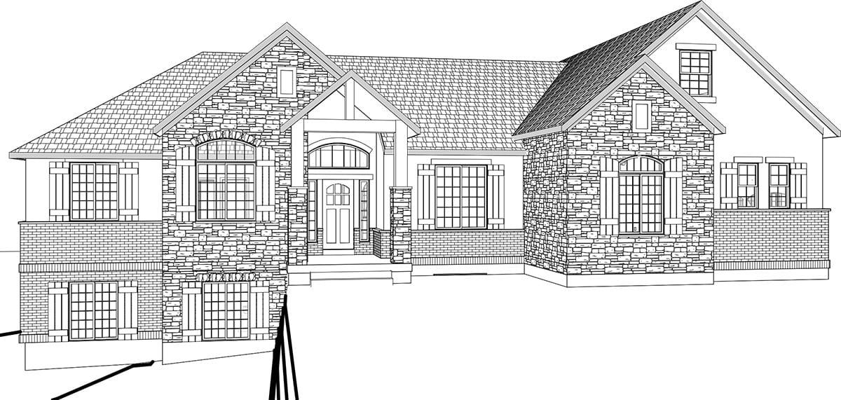 Elk Ridge – Walker Home Design
