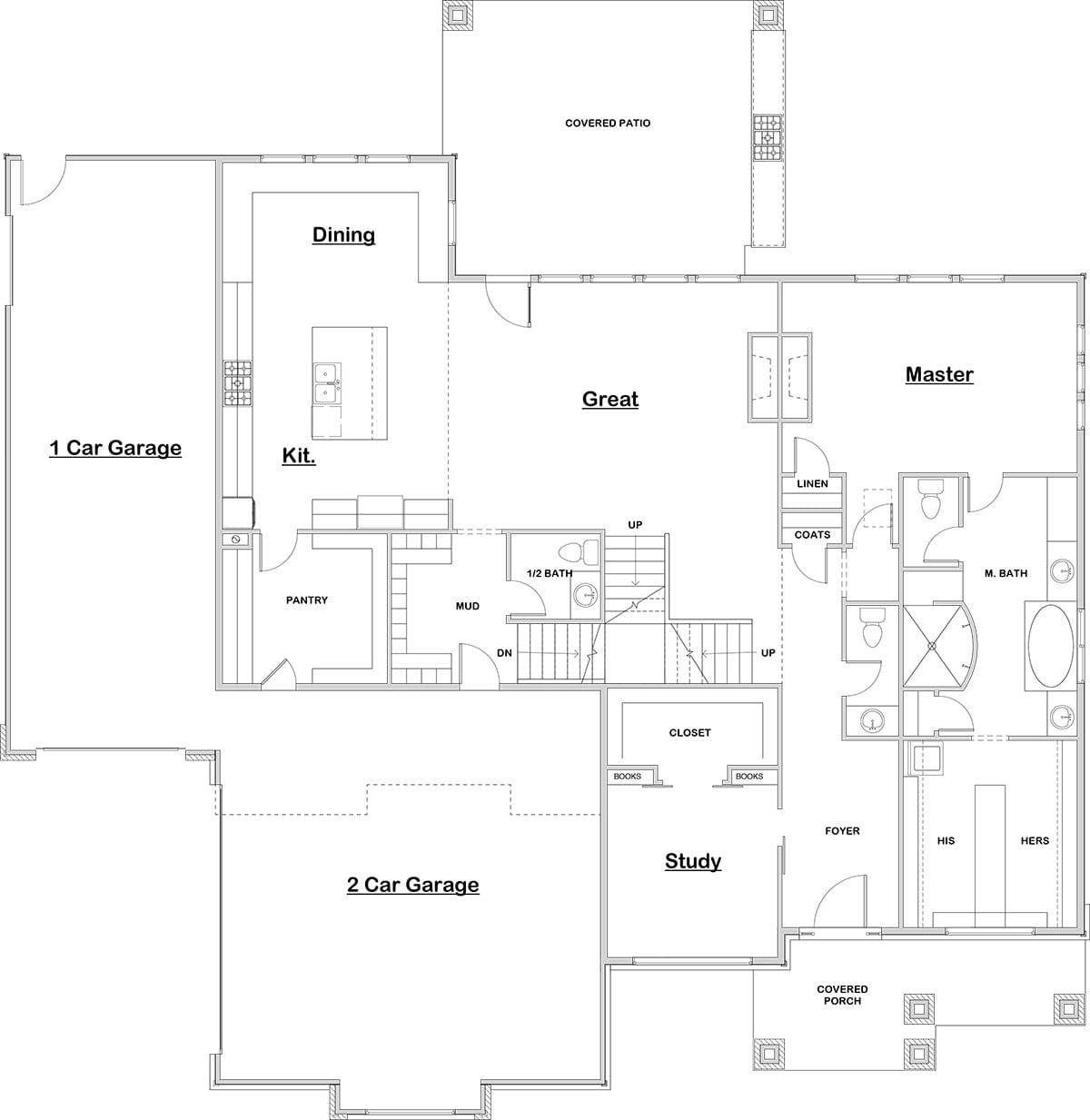 Bainbridge walker home design for Bainbridge design