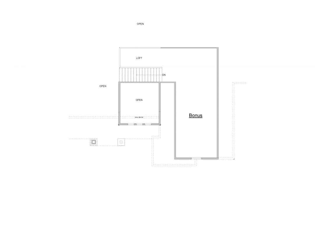 Northridge Bonus House Plan