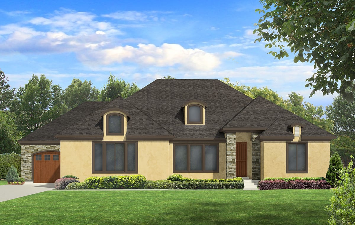 Red deer french country walker home design for French country websites
