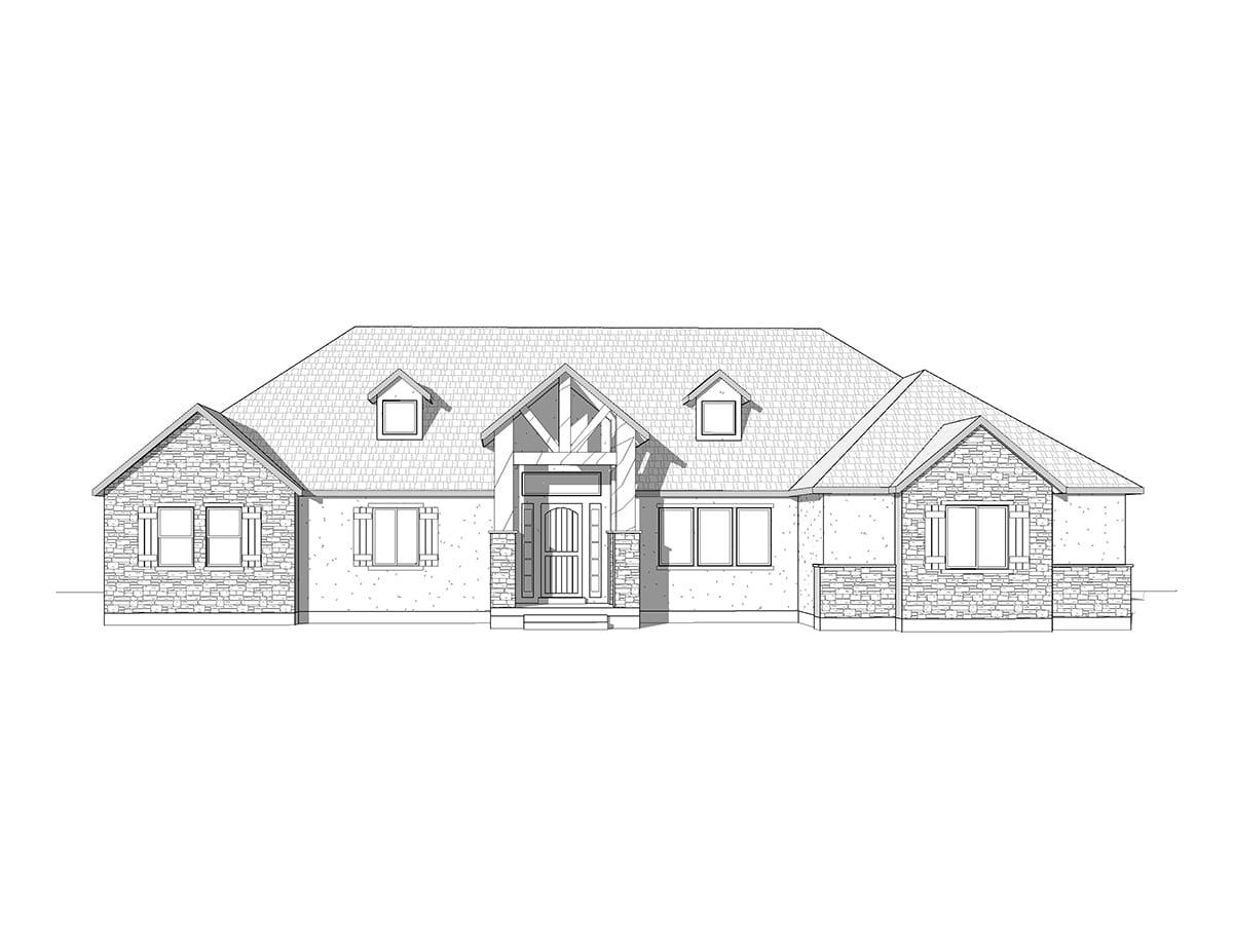 Aspen BW aspen walker home design,Aspen Style Home Designs