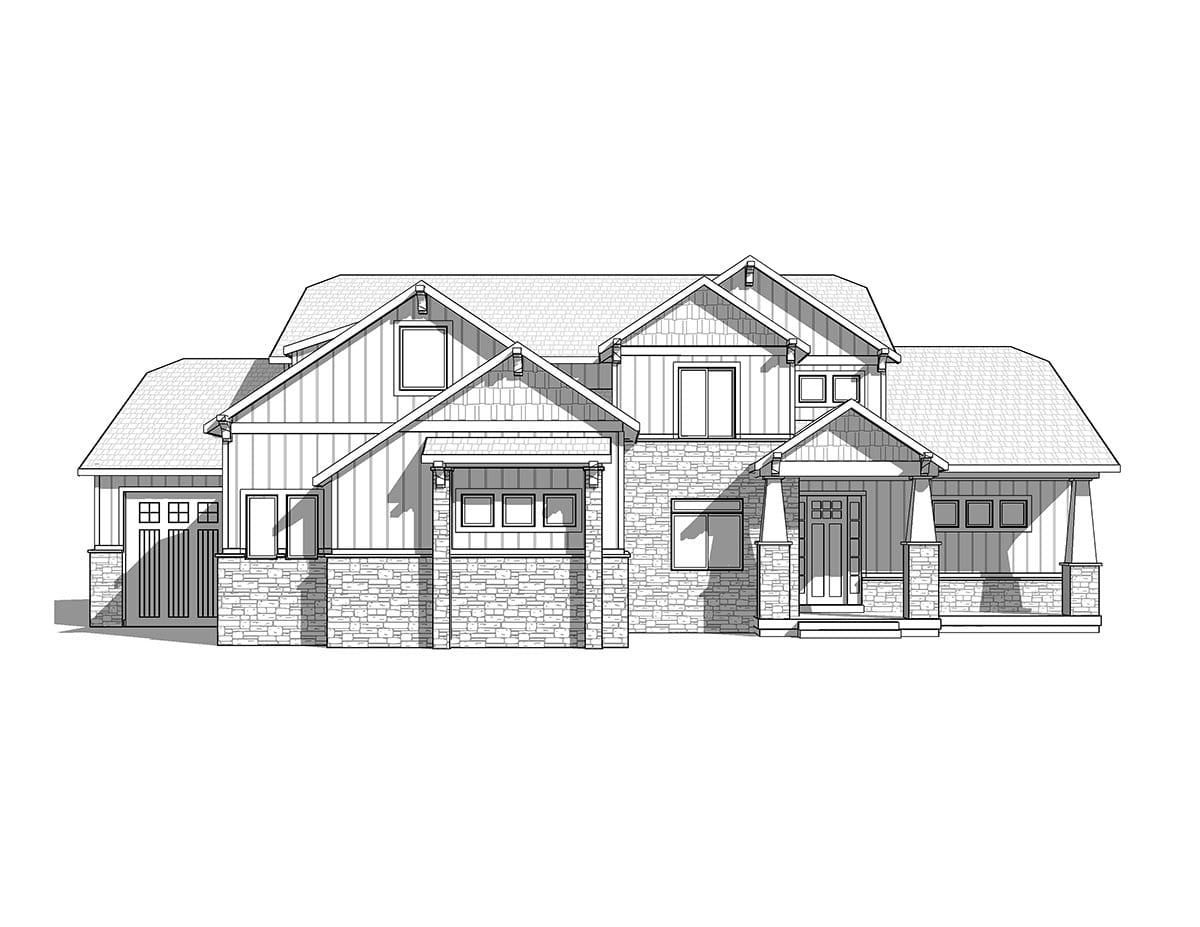 Seaside (The Harlow) – Walker Home Design