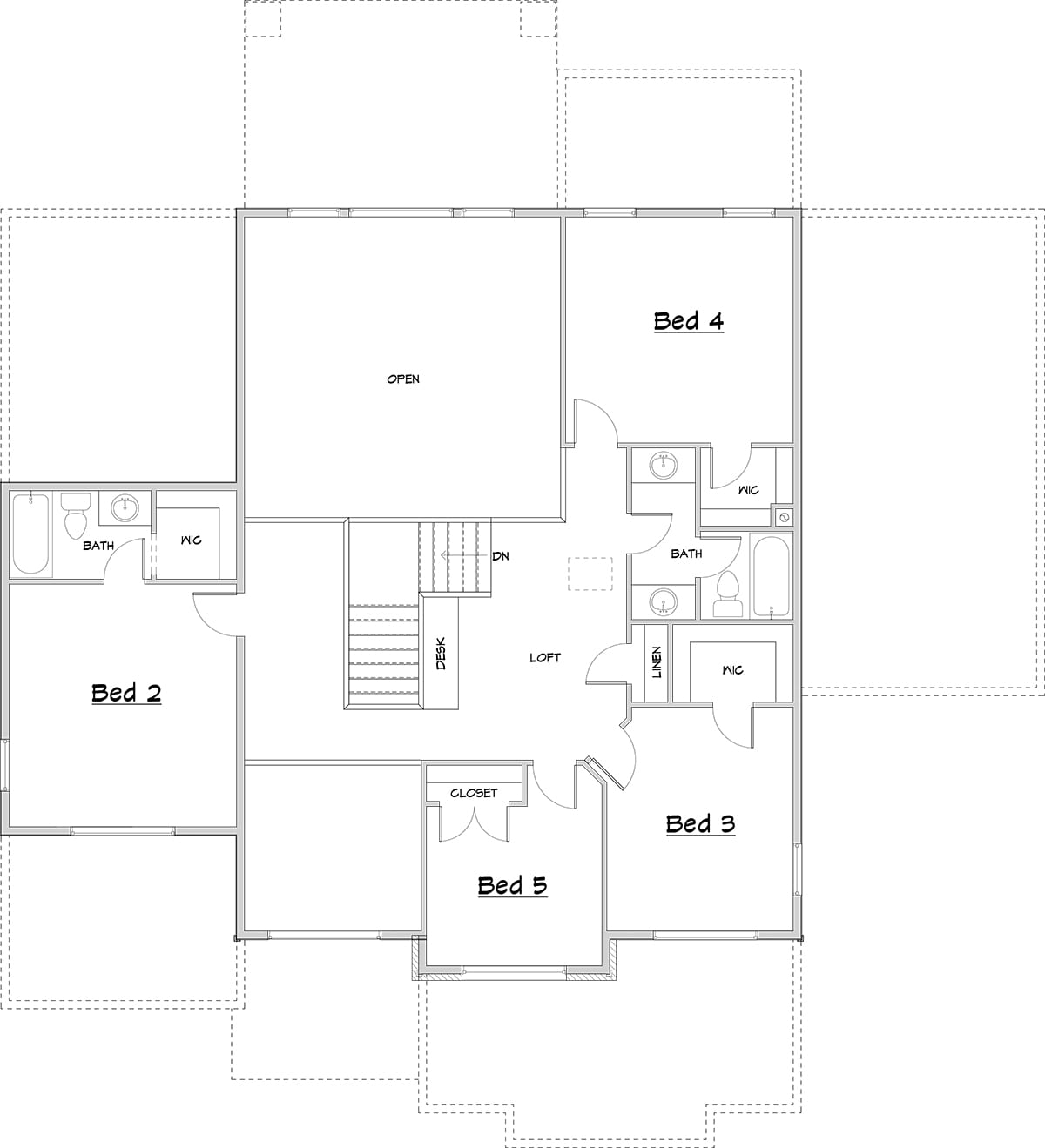 Madison walker home design for Madison house plan