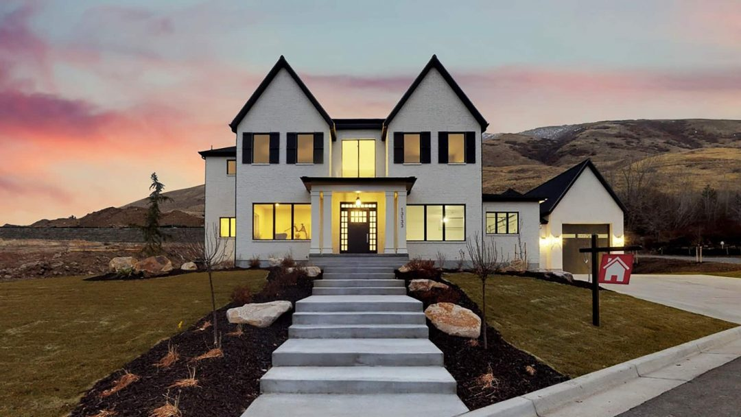 Kingsport House Plan Finished Home