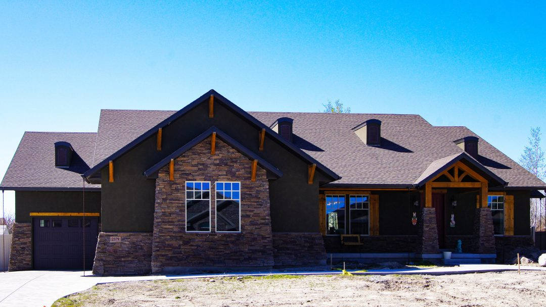 Pinedale Finished House Plan
