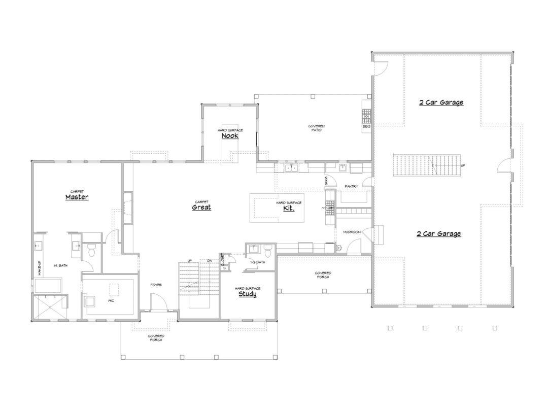 pioneer ridge house plan