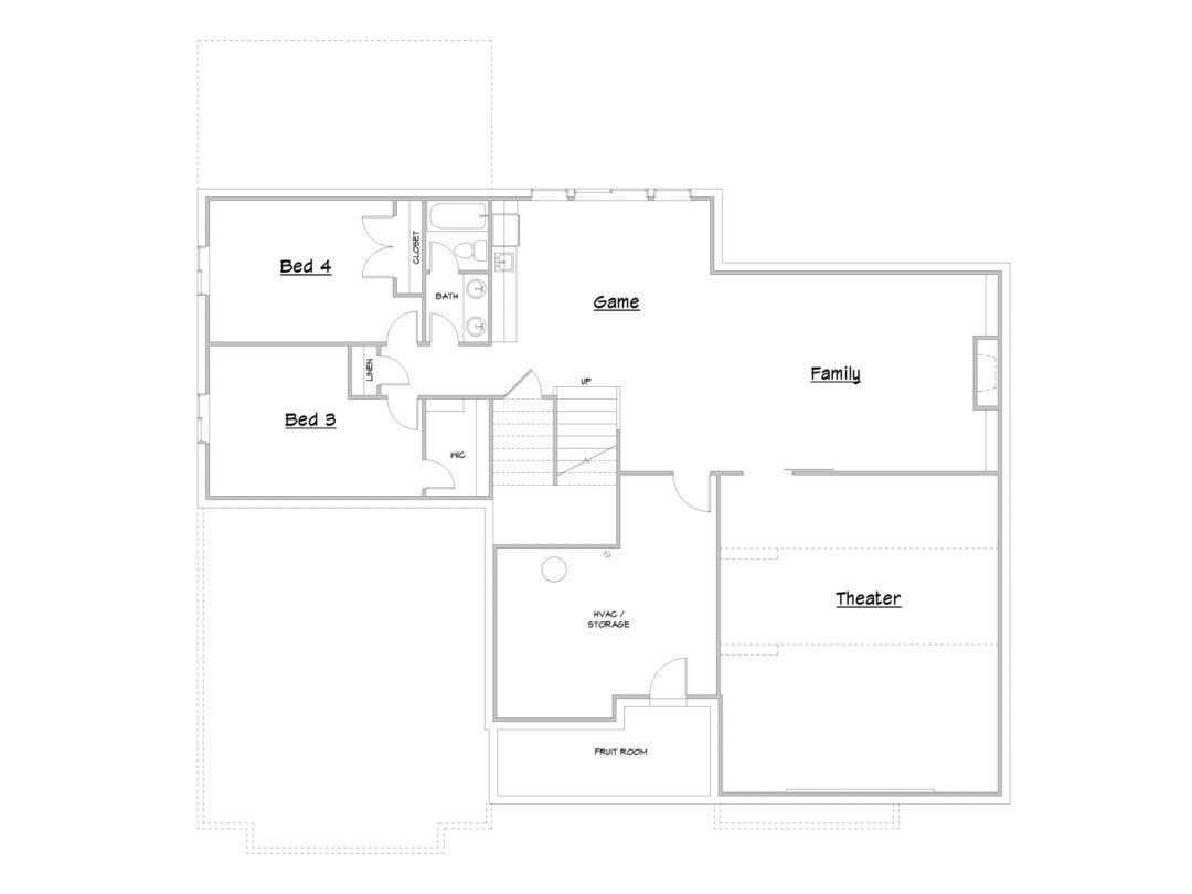 twin creek house plan