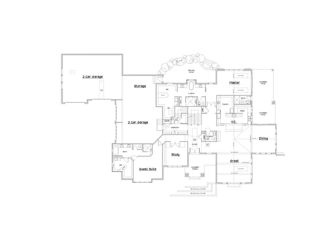 eagle view house plan