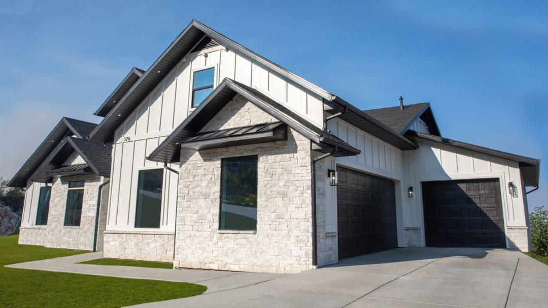 Auburn House Plan Finished House