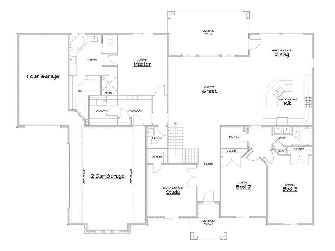 beacon hill house plan