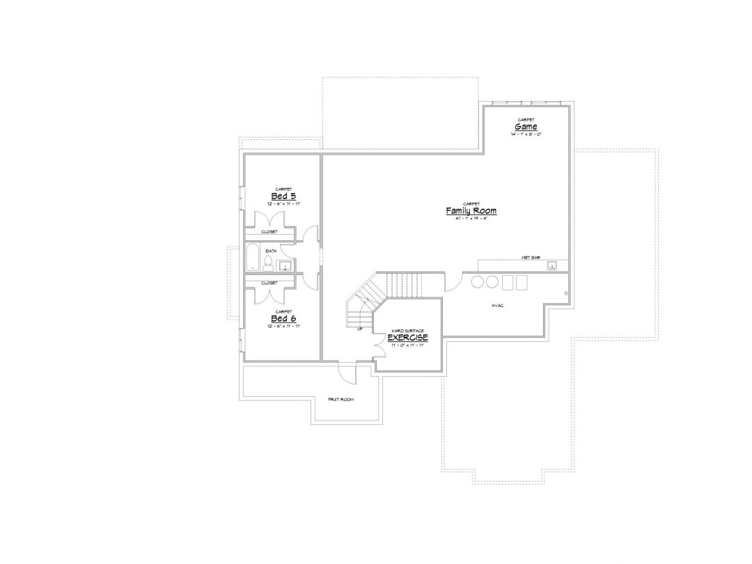 newgate house plan