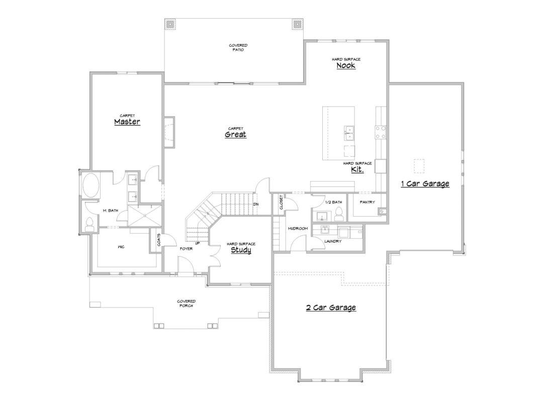 newgate house plan