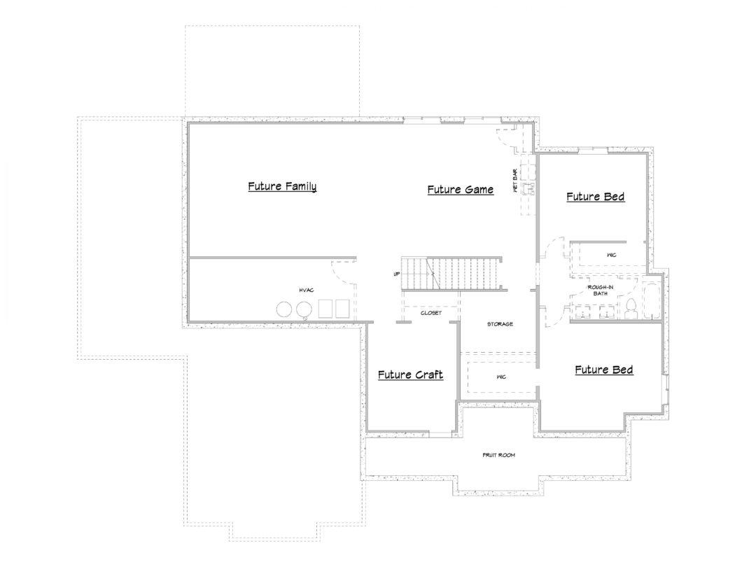 astoria house plan