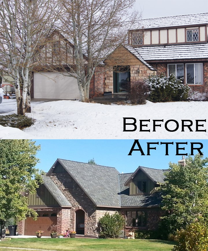 Before & After Remodel