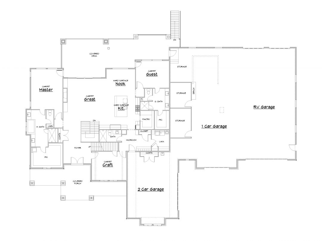 sand hollow house plan