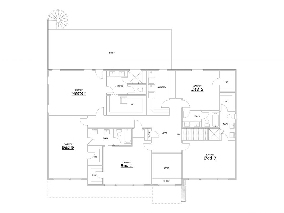 arlington hills house plan