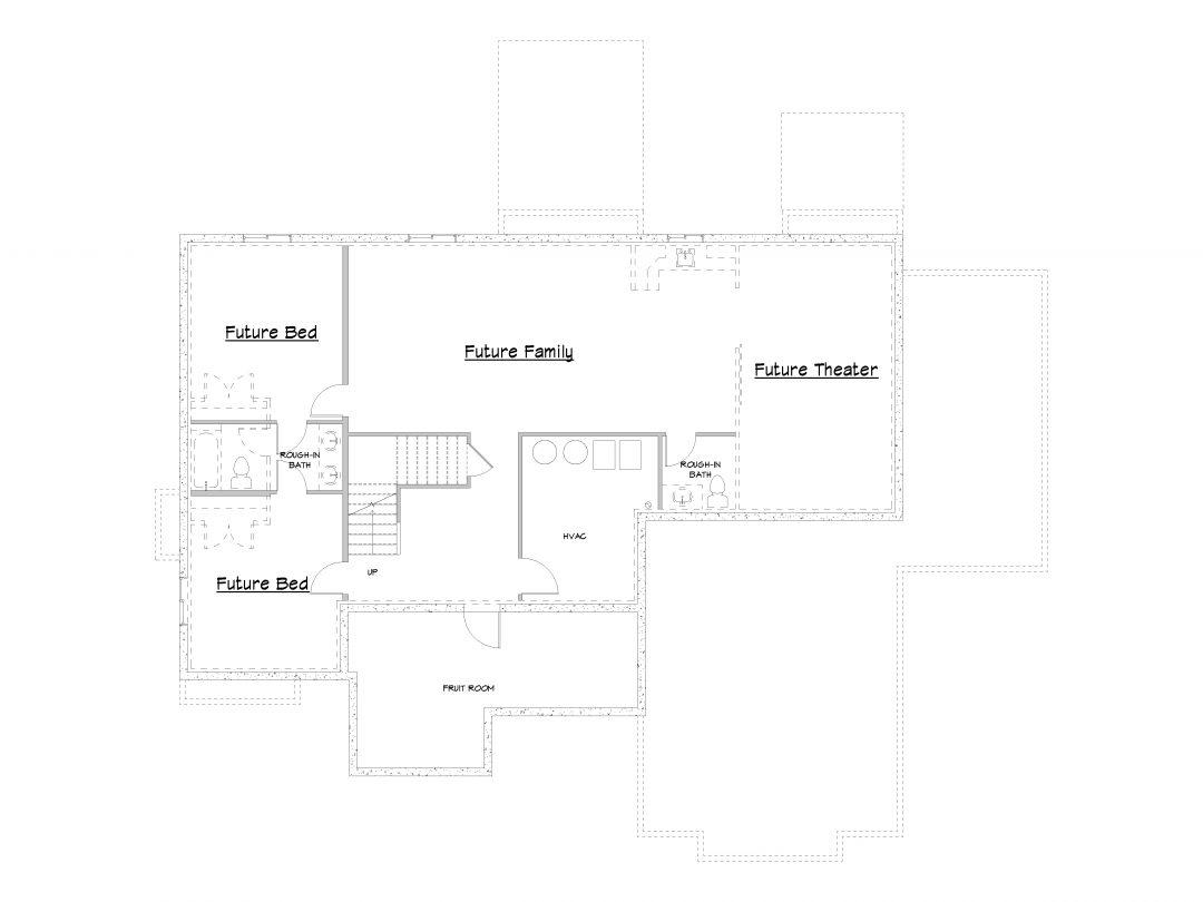 granite fork house plan