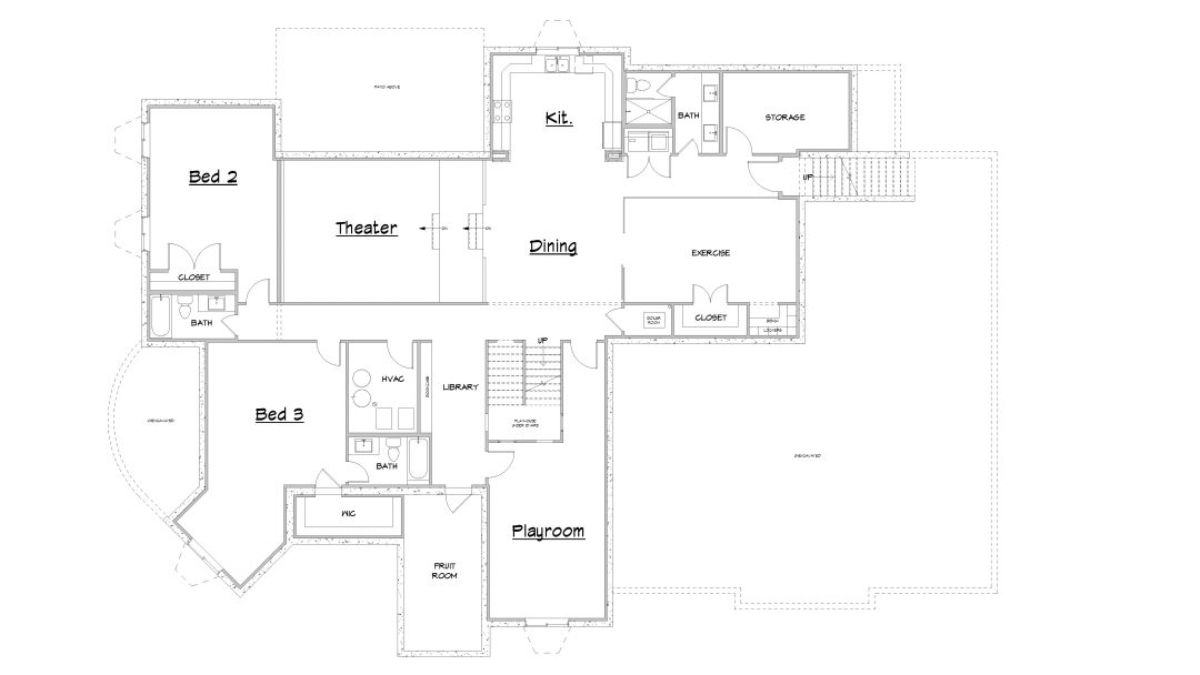 heritage house plan