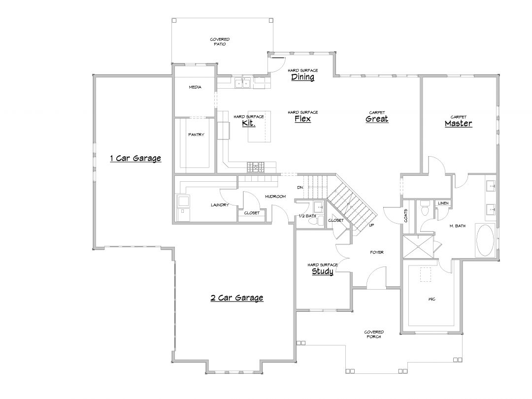 maple grove house plan