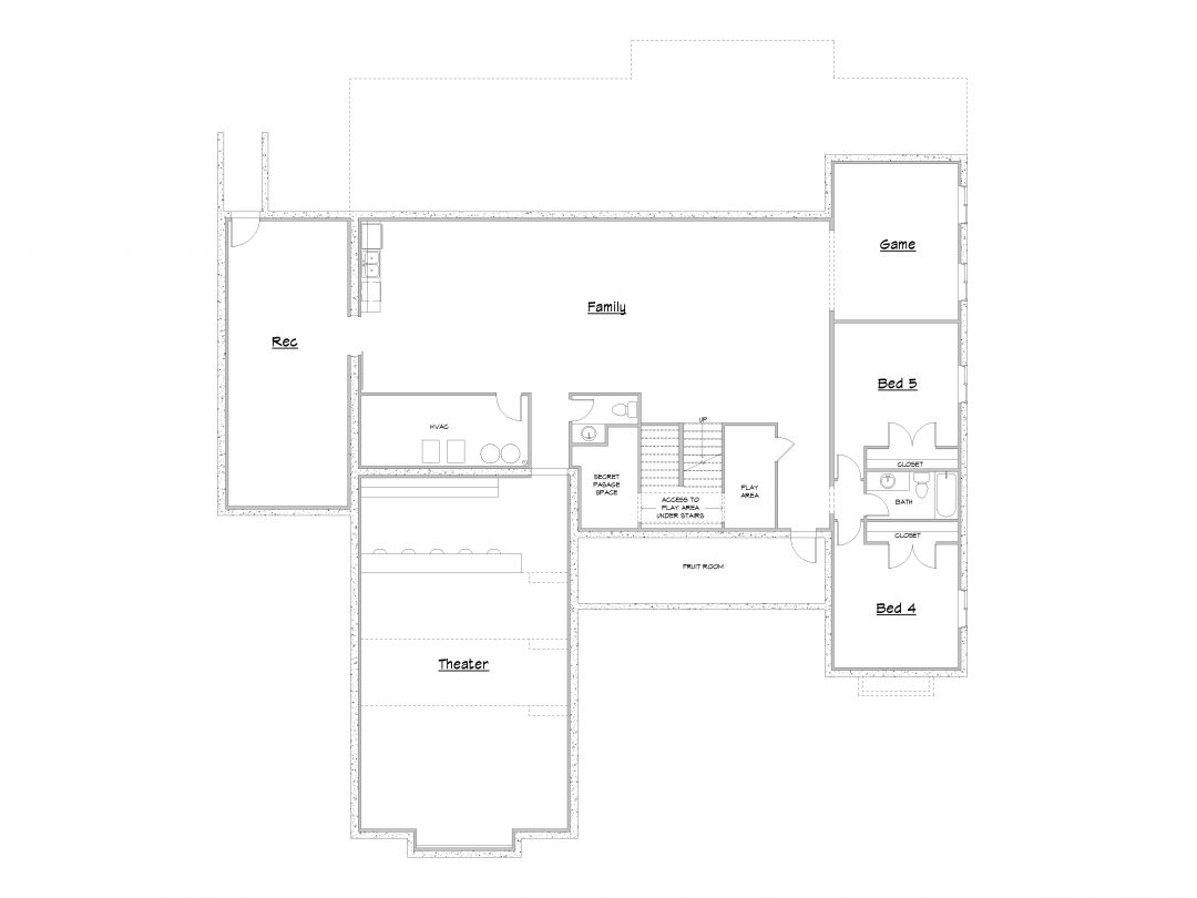 quail hollow house plan