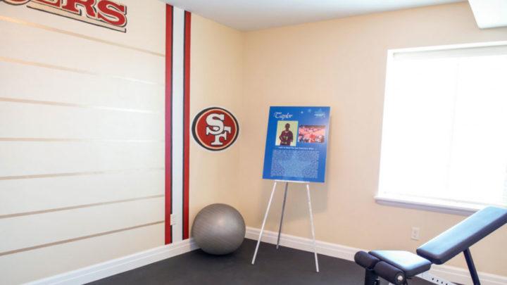 Sports Workout Gym