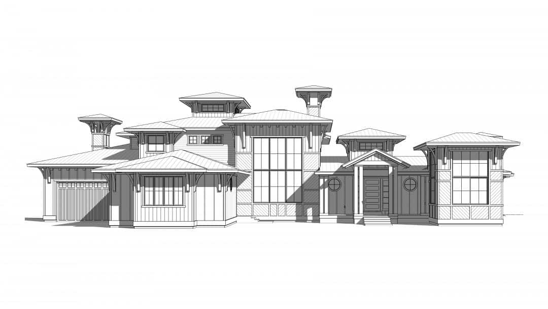 Canyon Pointe 3D Rendering