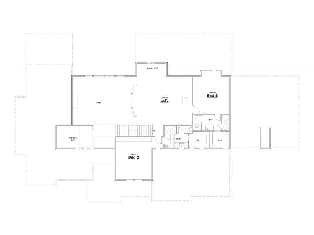 Elk Hollow House Plan