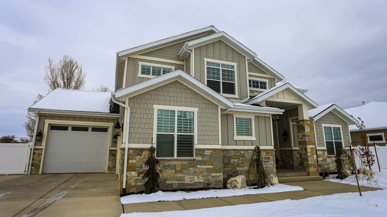 Scott's Bluff Craftsman