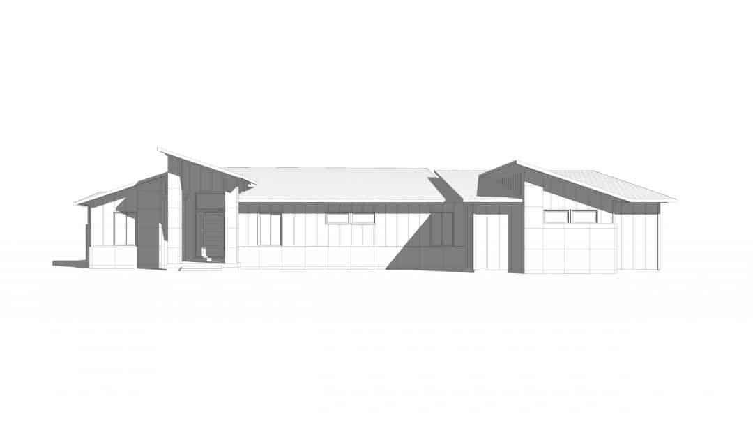 Arcola Rendering House Plan